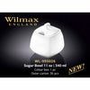 11 OZ SUGAR BOWL - WHITE - WILMAX # WL-995026