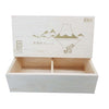 SAKE CUP WOOD BOX - BROWN - WOODWARE # YG1809570