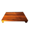 WOODEN BOARD - BROWN - WOODWARE # YG52532580