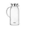 PITCHER WITH STAINLESS STEEL LID - 1100ML
