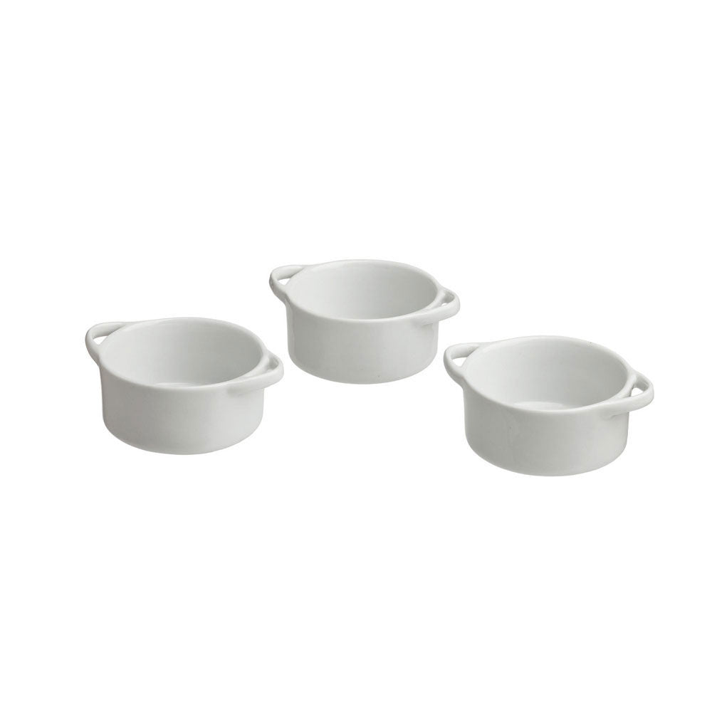 MIGNON 8CM CASSEROLES SET OF 3 - TOGNANA # MO0811A0000