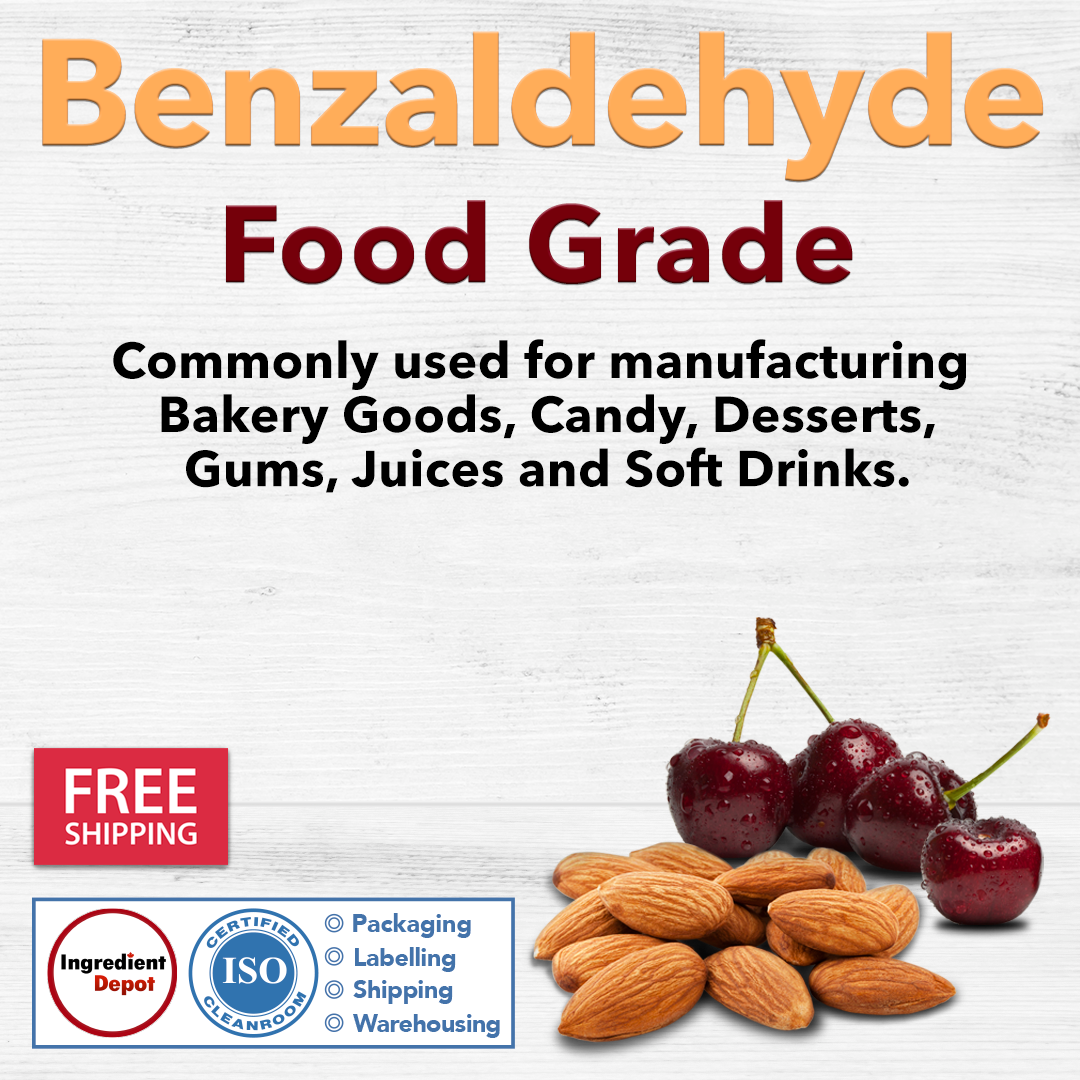 Benzaldehyde USP Banner Square