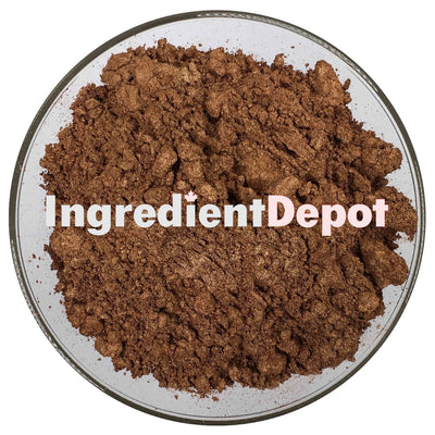 Brown Amber Candurin® Raw Material Powder