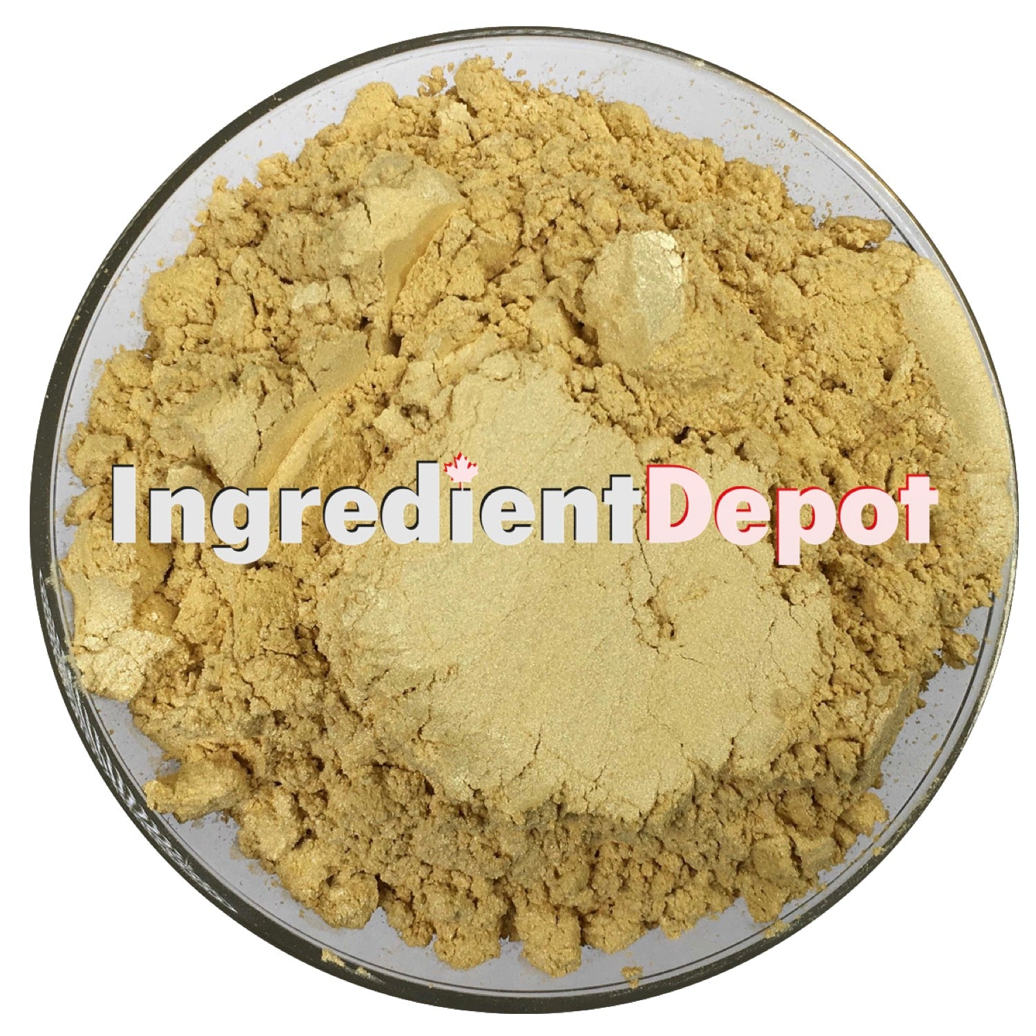 Gold Light Powder Candurin | Free Shipping