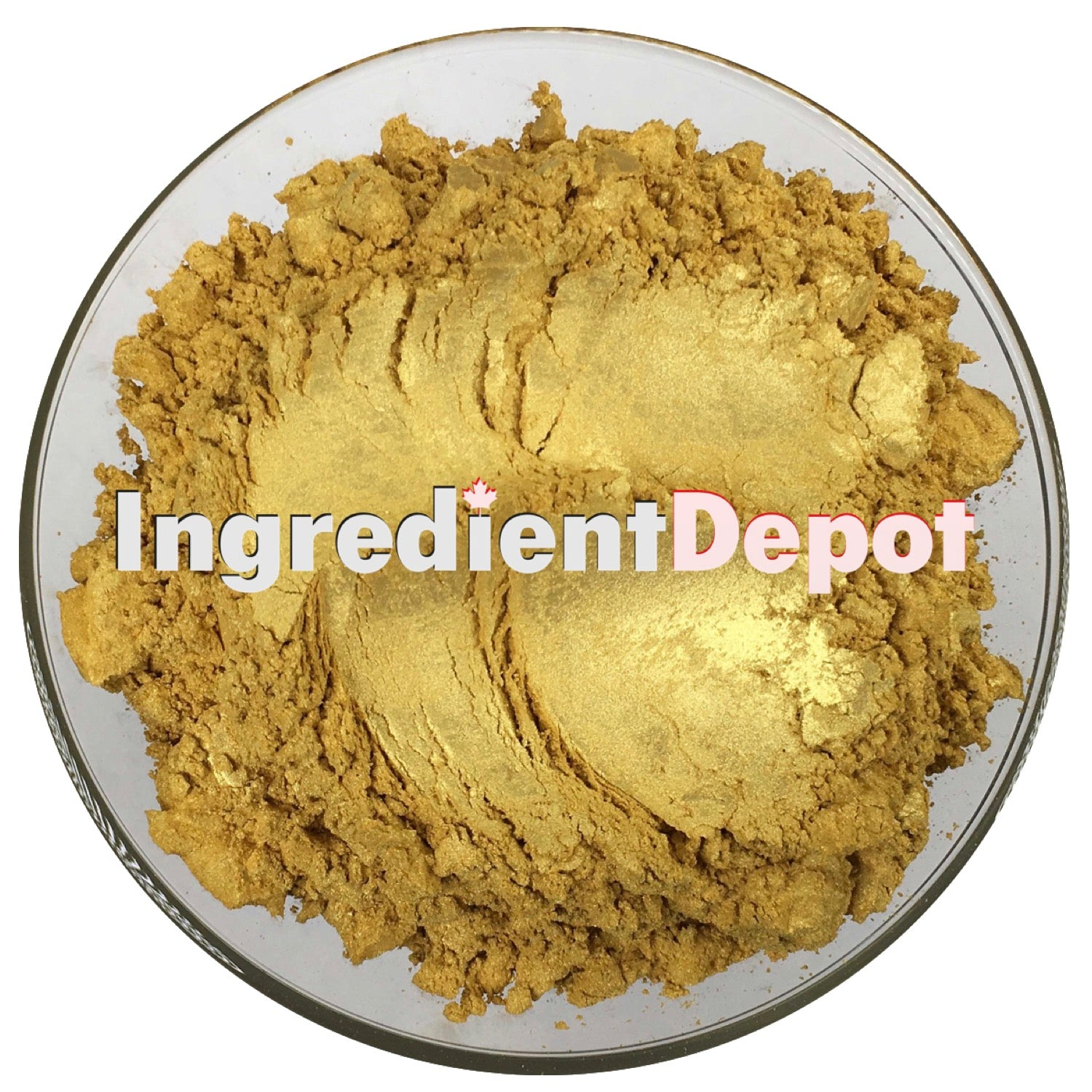Gold Lustre Powder Candurin | Free Shipping