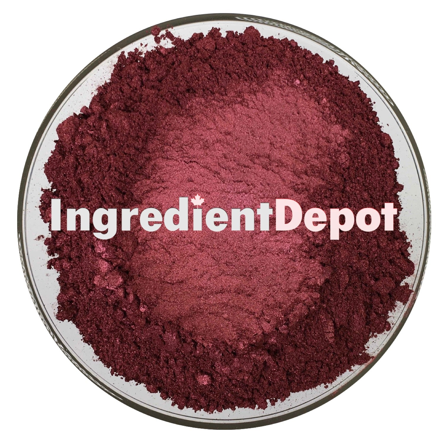 Red Lustre Powder Candurin | Free Shipping