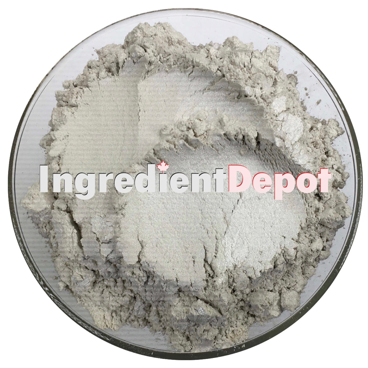 Silver Lustre Candurin® Raw Material Powder