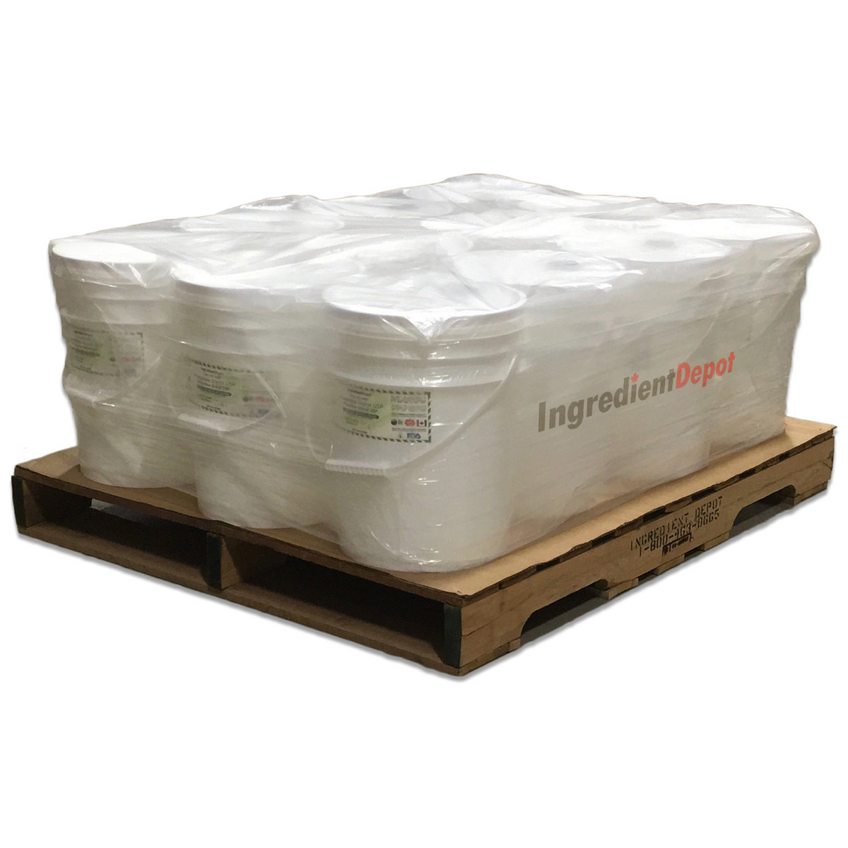 Propylene Glycol North American PG 99.5% USP 100% BIOBASED | 12 x 20 litres on a Pallet