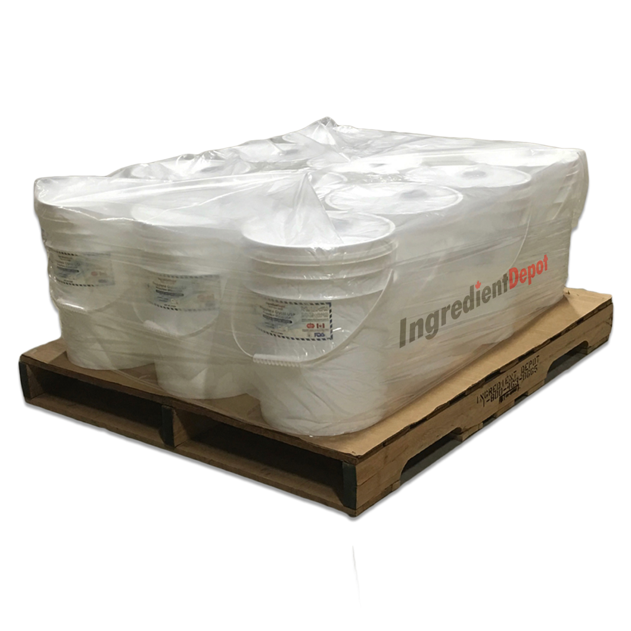 Propylene Glycol North American PG 99.9% USP/EP Food Grade | 12 x 20 litres on a Pallet