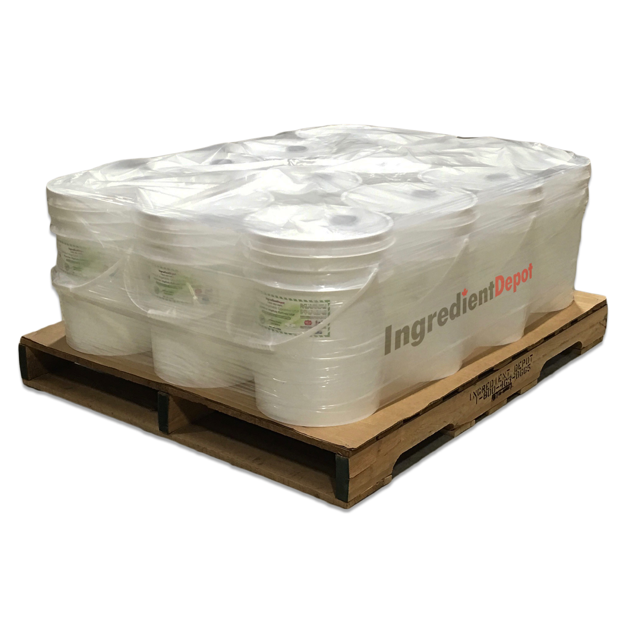 Vegetable Glycerin 99.5% USP Food Grade | 12 x 20 litres on a Pallet