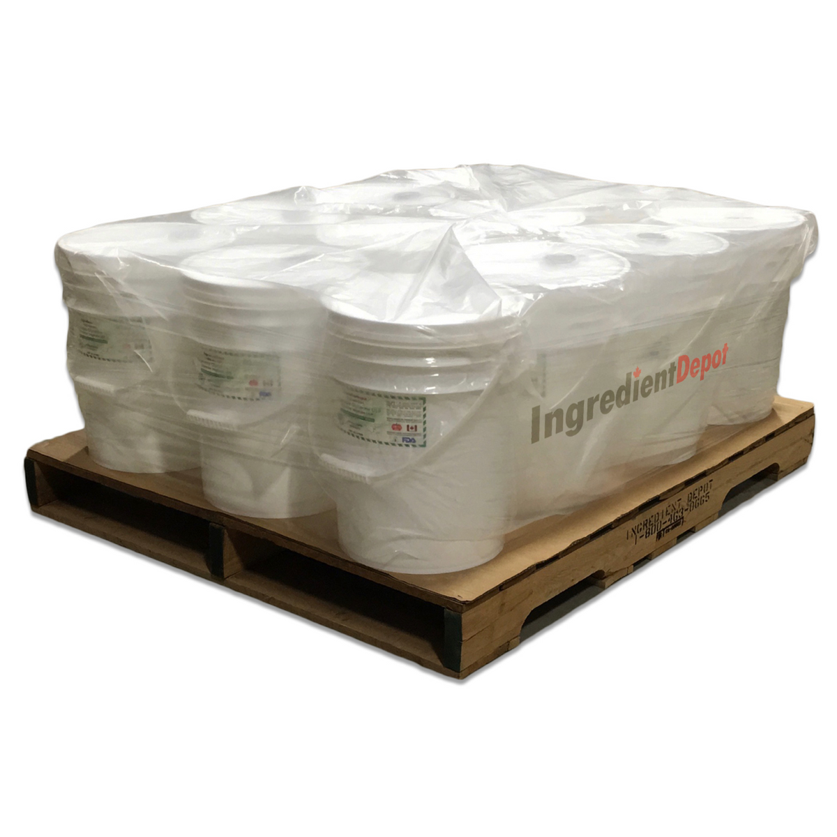Vegetable Glycerin 99.7% USP 100% Natural | 12 x 20 litres on a Pallet