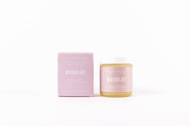 Woodlot Lemon + Petitgrain Nourishing Cleansing Balm