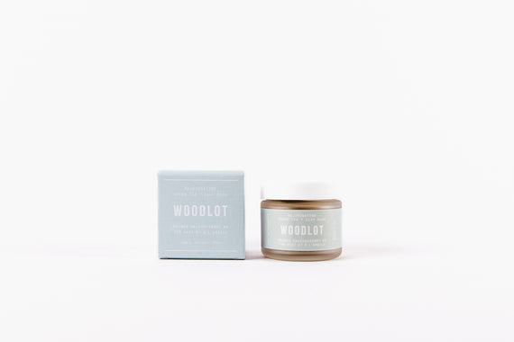 Woodlot Rejuvinating Green Tea Clay Mask