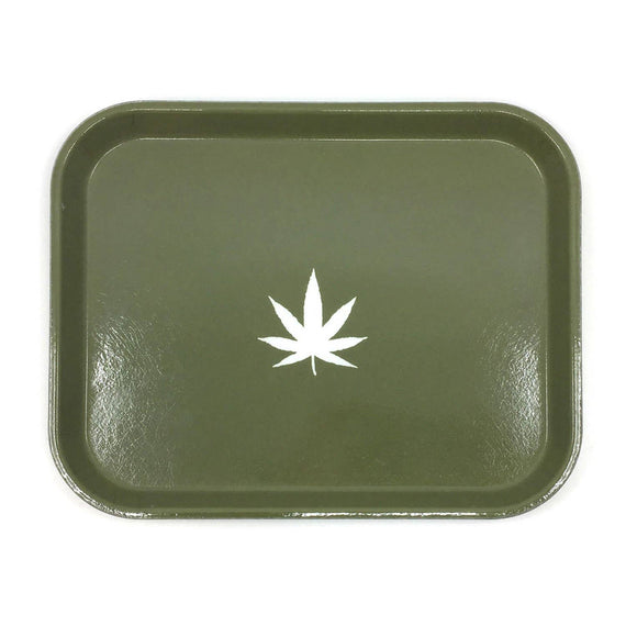 Medium Trinket Tray - Leaf