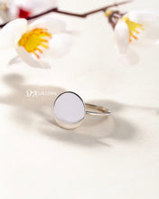 Load image into Gallery viewer, Plain Silver Ring (JR00020)