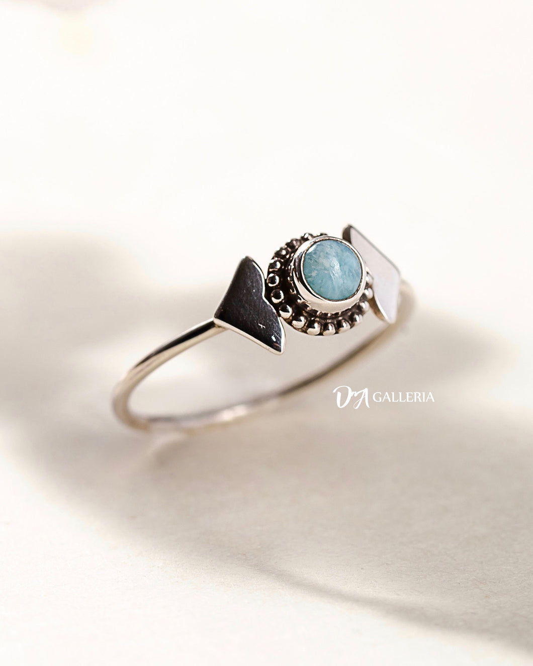 Larimar Ring (JR00025)