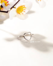 Load image into Gallery viewer, Plain Silver Ring (JR00029)