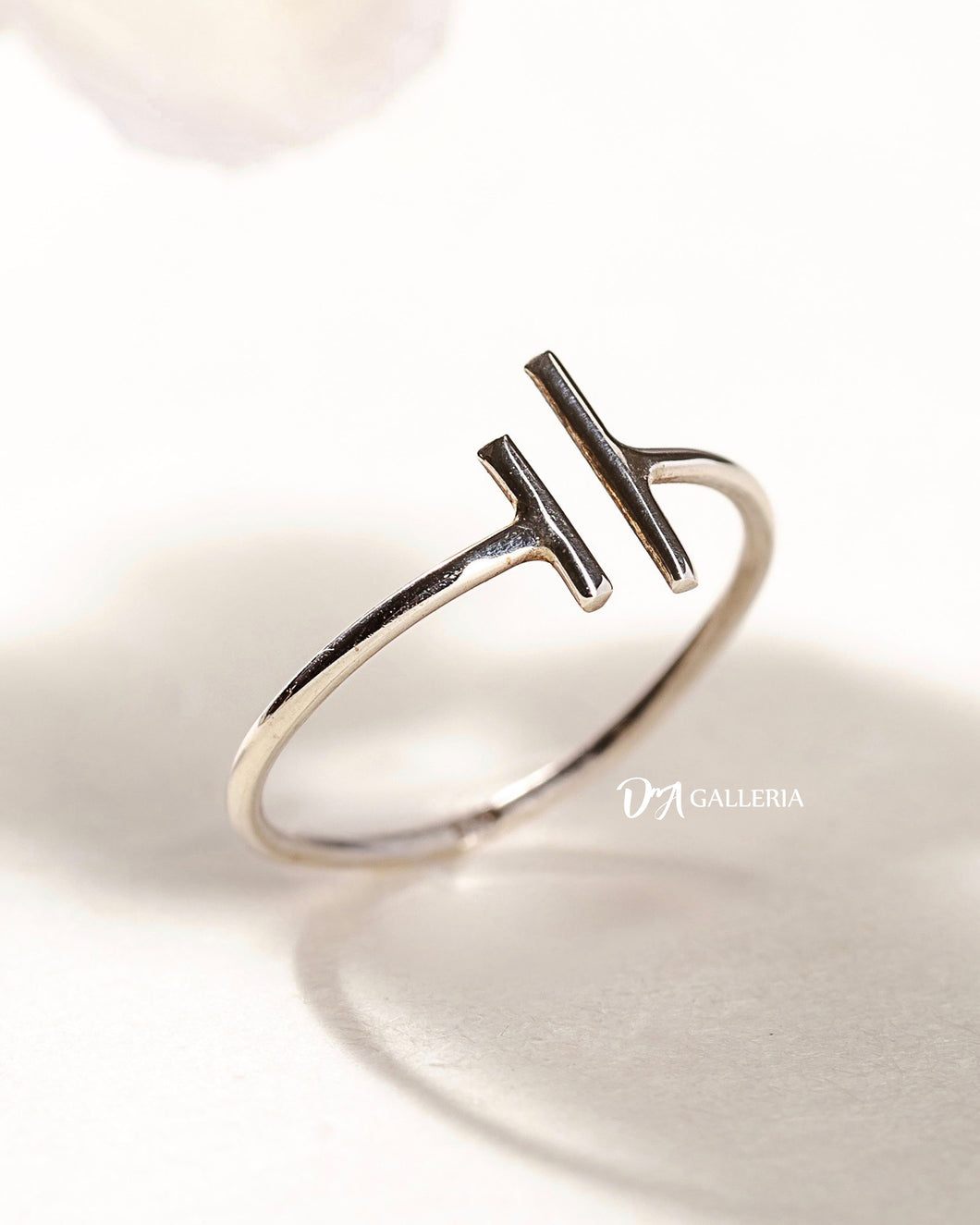 Plain Silver Ring (JR00022)