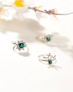 Malachite Ring (JR00007)