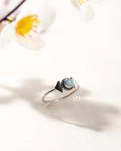 Load image into Gallery viewer, Larimar Ring (JR00025)