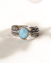 Load image into Gallery viewer, Larimar Ring (JR00011)
