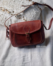 Load image into Gallery viewer, Authentic Leather Crossbody Bag (SAPARUA BAG)