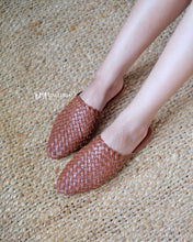 Load image into Gallery viewer, Handwoven Leather Loafer (S00003)