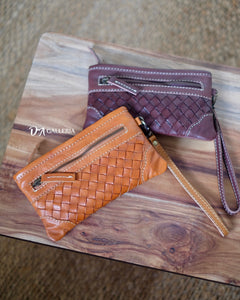 Authentic Leather Clutch Wallet (HL00006)