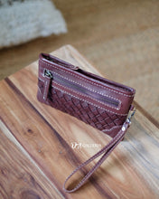Load image into Gallery viewer, Authentic Leather Clutch Wallet (HL00006)