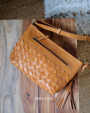 Load image into Gallery viewer, Authentic Leather Crossbody Bag (HL00017)