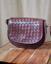Load image into Gallery viewer, Authentic Leather Crossbody Bag (HL00012)