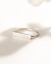 Load image into Gallery viewer, Plain Silver Ring (JR00021)