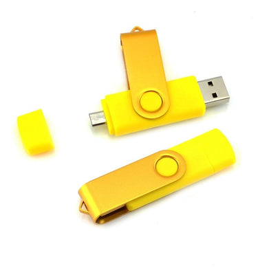 2 in 1 High Speed Flash Drive