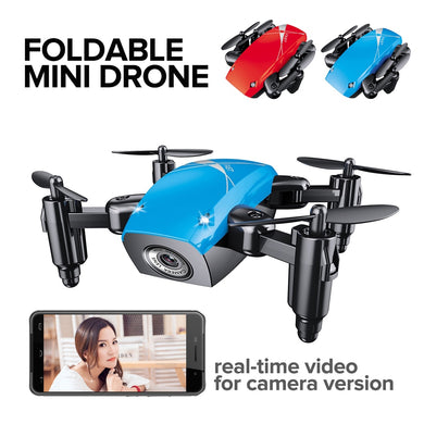 Pocket-Sized Camera Drone