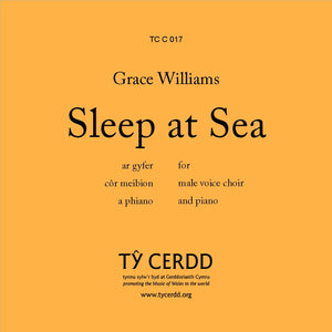 Grace Williams - Sleep at Sea