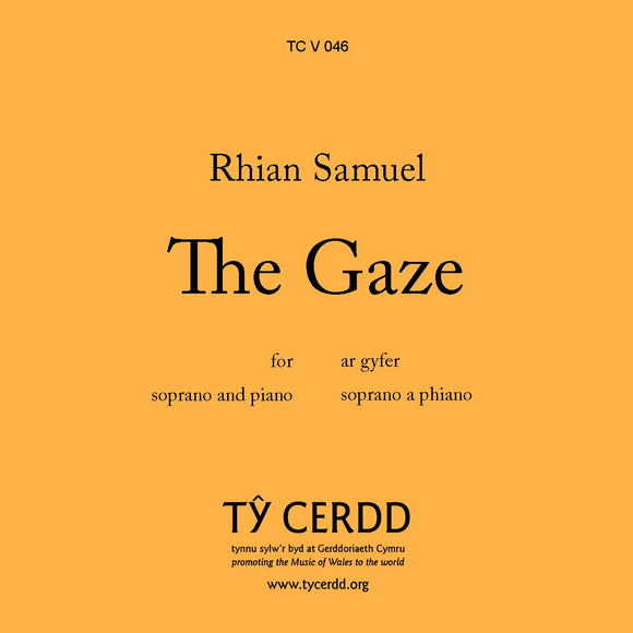 Rhian Samuel - The Gaze