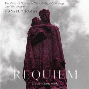 Mansel Thomas - Requiem (& other sacred works)