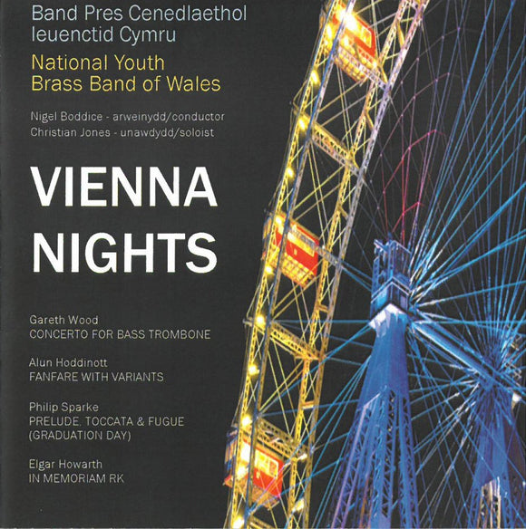 National Youth Brass Band of Wales 2008 - Vienna Nights