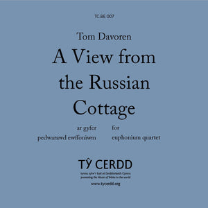 Tom Davoren - A View from the Russian Cottage