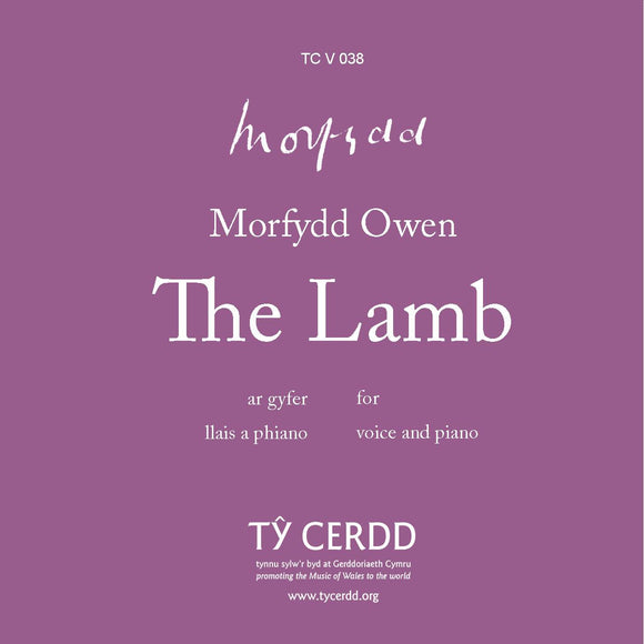 Morfydd Owen - The Lamb