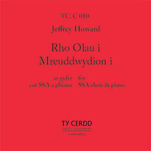 SSA Rho Olau i Mreuddwydion i - Ivor Novello, arr. Jeffrey Howard