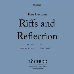 Tom Davoren - Riffs and Reflections (Brass Quartet)