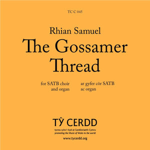 Rhian Samuel - The Gossamer Thread