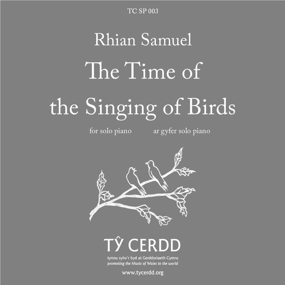 Rhian Samuel - The Time of the Singing of Birds