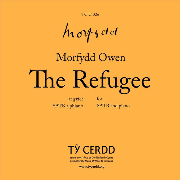 Morfydd Owen - The Refugee