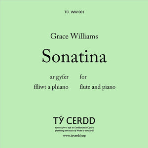 Grace Williams - Sonatina for Flute and Piano