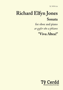 "Richard Elfyn Jones - Sonata for oboe and piano ""Viva Altea!"""