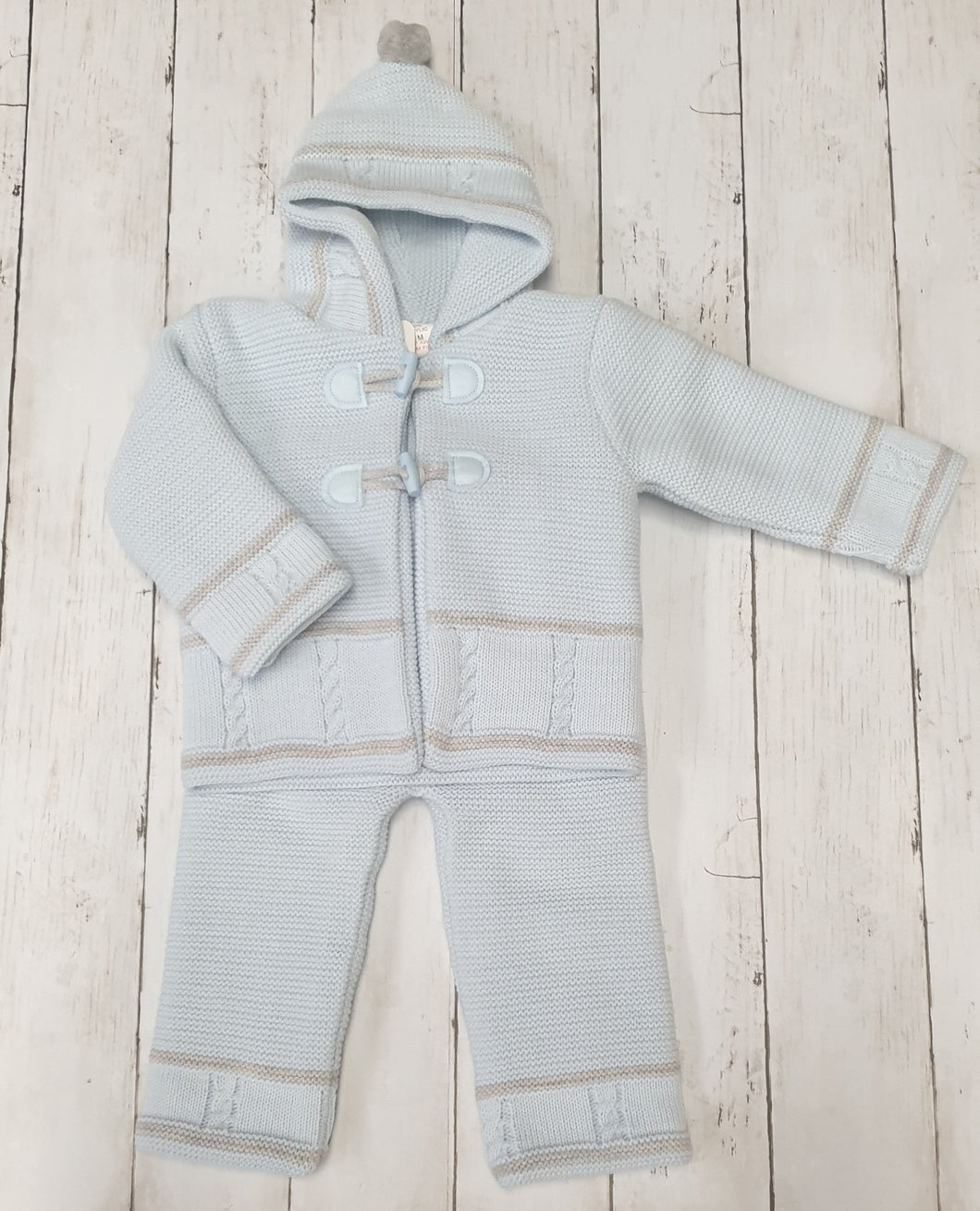 Two Piece Portuguese Pram Suit