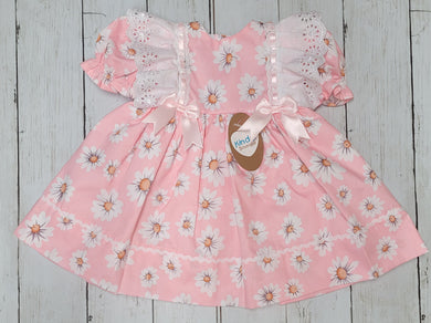 Kinder Daisy Ric Rac Dress