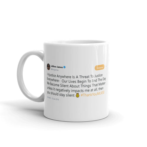 unless it negatively impacts me at all. @KingJames - Funny Coffee Mugs | Novelty Mugs | Best Coffee Mugs